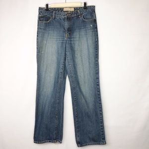 VENEZIA Women's Rigid Bootcut Jeans - Size 14 Tall